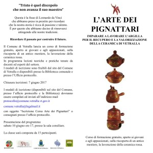 corso di ceramica ARTE DEI PIGNATTARI-1