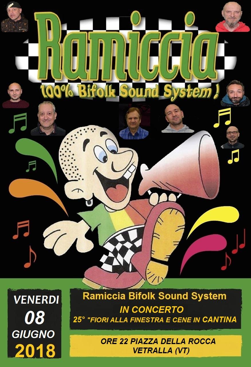 Ramiccia in Concerto Vetralla 2018